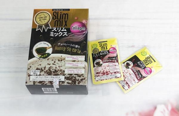 slim mix webtretho, slim mix giá bao nhiêu, slim mix collagen, slim mix có tốt không, thực phẩm giảm cân slim mix, cách sử dụng slim mix, slim mix mua ở đâu