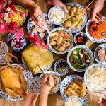 Bật mí cách ăn tết không lo tăng cân cực đỉnh dành cho các chị em