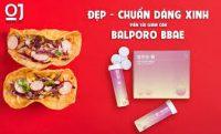 Review chi tiết viên sủi giảm cân Baporo Bbae có tốt không