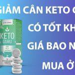 Viên sủi giảm cân Keto Guru review webtretho có tốt không