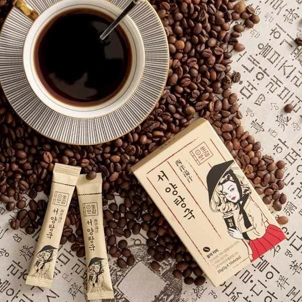 Review cà phê giảm cân Hàn Quốc Bogam Black Coffee có tốt không webtretho? Giá bao nhiêu, mua ở đâu?